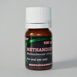 Methandienone 10 mg (Body Pharm)