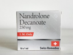 Nandrolone Decanoate 250, Swiss Remedies