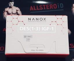 DES (1-3) IGF-1 1mg/vial - ЦЕНА ЗА 5 ВИАЛ