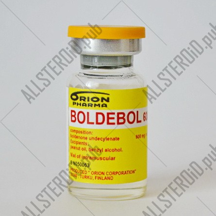 Boldebol 600 мг от Orion Pharma