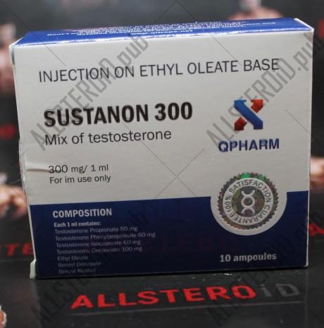 Sustanon 300 (QPharm)